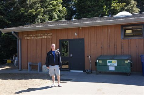 college of the redwoods woodworking the woodworker august 2012
