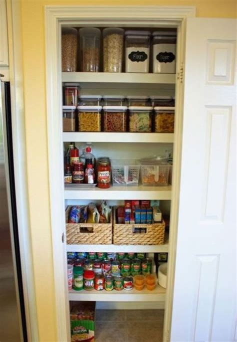 Smart Pantry by 72 Smart Pantry Organization Ideas Comfydwelling