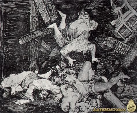 la guerra de la estragos de la guerra obra artehistoria v2