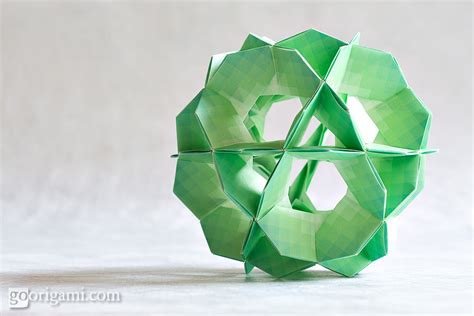 Complex Modular Origami - modular origami diagrams complex origami diagrams