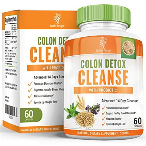 Best Detox For Energy by Colon Cleanse 14 Day Rapid Cleanse For Colon Health
