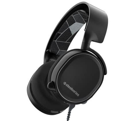 steelseries arctis 3 headset steelseries arctis 3 7 1 gaming headset deals pc world