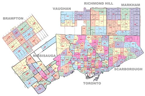 Postal Code Lookup Ontario Mississauga Postal Code Map Postal Code Map Mississauga Ontario Canada