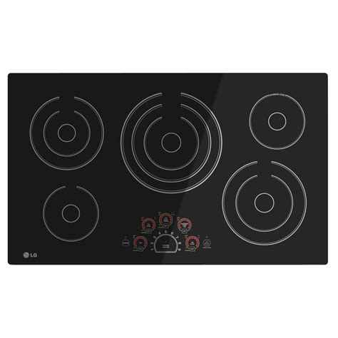 Radiant Cooktop Lg Lce3610sb 36 Quot Radiant Cooktop