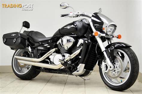 Suzuki Parramatta 2012 Suzuki Vzr 1800 Boulevard M109r 1800cc L0 Cruiser