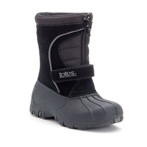 totes boys or winter boots for as low as 6 99