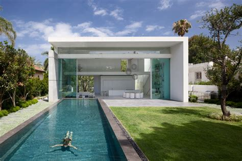 home sleek home sleek cubic house with front and back gardens modern