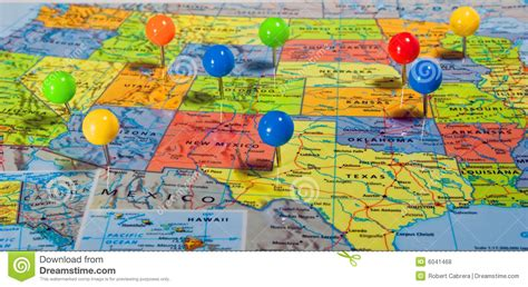 free stock images us map map of usa royalty free stock photos image 6041468