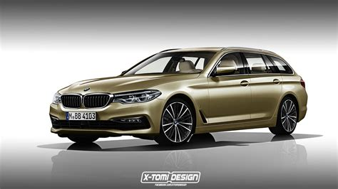 x tomi design bmw 5 series touring