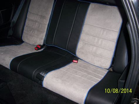 leather re upholstery super coupe performance parts 35th anniversary leather