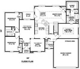 1900 sq ft house plans traditional style house plans 1900 square foot home 1 story 3 bedroom and 2 bath 2 garage