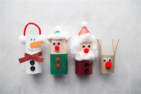 what are crafts to make for christmas out of styrofoam toilet paper roll crafts the best ideas for