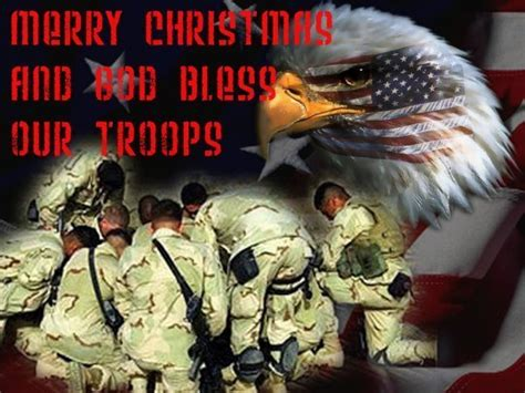 christmas quotes  troops quotesgram