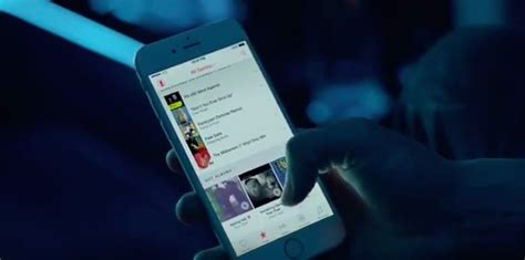 new apple commercial debuts during 2015 mtv