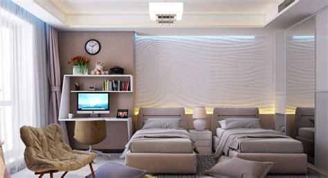 habitaciones juveniles con dos camas fotos habitaciones juveniles para chicos y chicas modernos