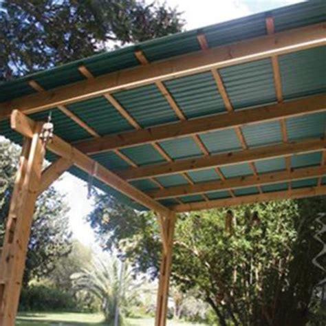 lite metal roof deck pvclite plus 26 quot x 8 foamed pvc corrugated patio