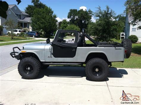 scrambler jeep for sale jeep cj 8 scrambler for sale