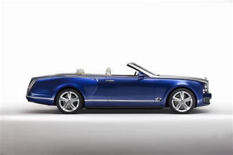 Bentley Mulsanne Grand Convertible photo gallery   Car
