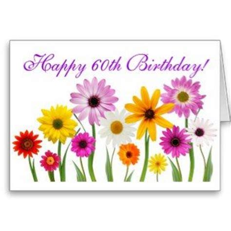 happy 60th birthday card template 18 best images about special birthdays on
