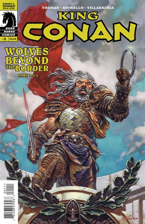 King Conan The Hour Of The Graphic Novel Buruan Ambil king conan wolves beyond the border 1 profile comics