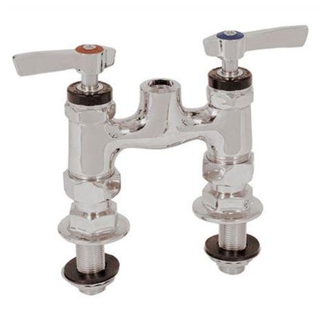 Plumbing Base by Encore Plumbing Kl56 Y003 01 4 In Pre Rinse Faucet