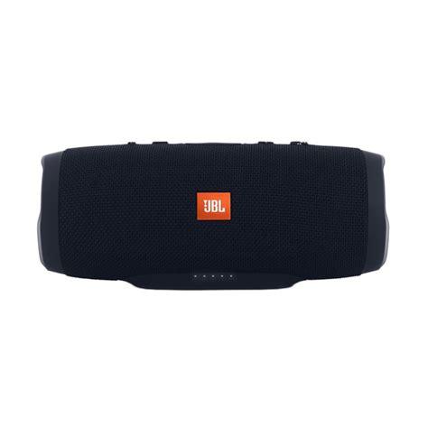 blibli jbl jual jbl charge 3 waterproof bluetooth speaker hitam