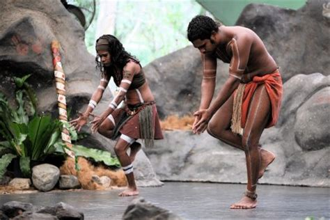 christmas traditions in australia facts cairns attractions aboriginal cultural park tjapukai