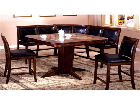 corner booth dining room table dining bench sets corner booth dining set counter height