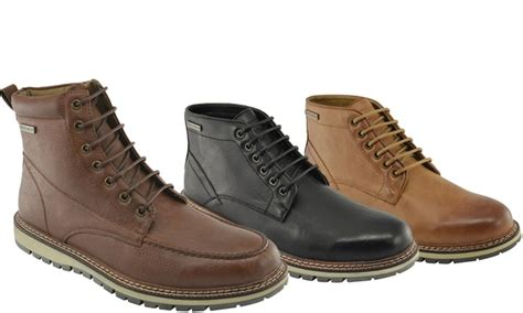deals on mens boots rocawear s chukka boots groupon