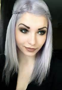 silver gray hair color silver hair trend looks more like gray wehotflash