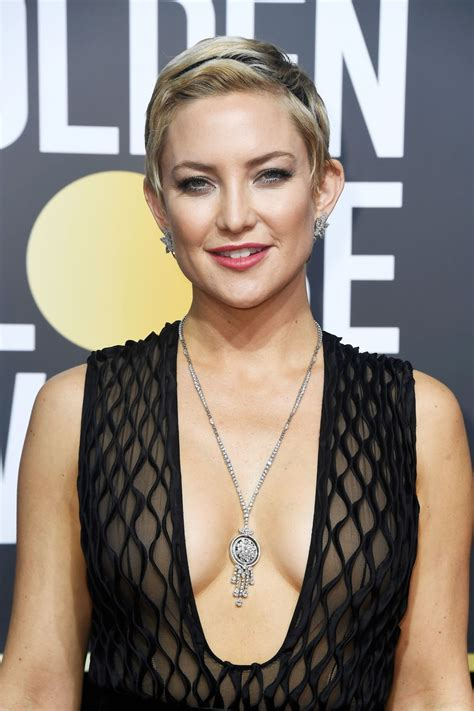 Kate Hudsons by Kate Hudson At 75th Annual Golden Globe Awards In Beverly
