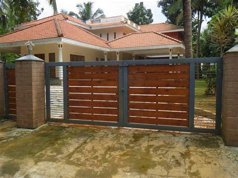 kerala gate designs house gates  kerala india