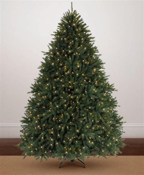 majestic balsam fir pre lit christmas tree tree classics