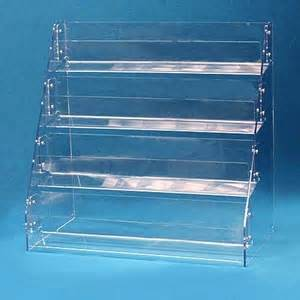 note greeting card display rack new acrylic 6 tier 24 quot counter rack images frompo