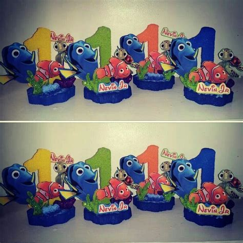 Nemo Decorations by Finding Nemo Favors Ideas Cakes Ect