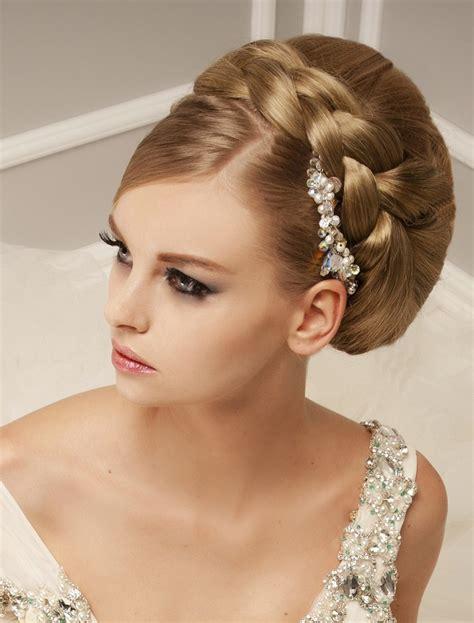 imagenes de peinados y vestidos de novia peinados boda e ideas para lucir bella en tu d 237 a m 225 s