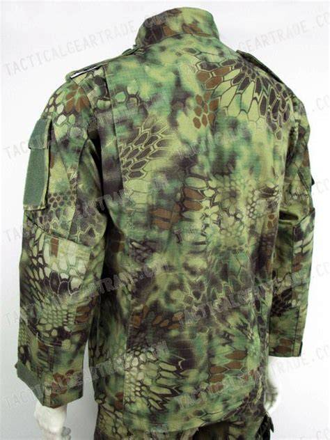 www kryptek kryptek mandrake camo bdu field set shirt
