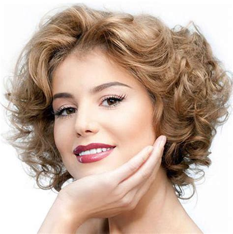 Hairstyles For With Hair For by Hairstyles For Curly Hair With Bangs Hairstyles