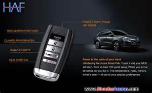 2010 acura mdx remote start images
