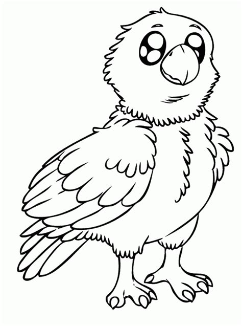 Cute Eagle Coloring Pages | bald eagle catching fish coloring page sketch coloring page