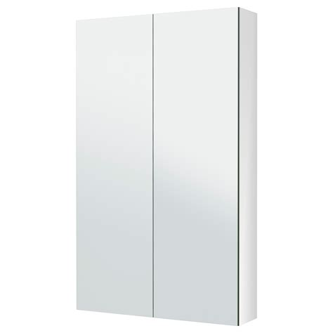 ikea bathroom cabinet godmorgon mirror cabinet with 2 doors 60x14x96 cm ikea