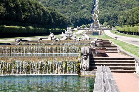 giardini della reggia di caserta sudalia reggia di caserta e real seterie