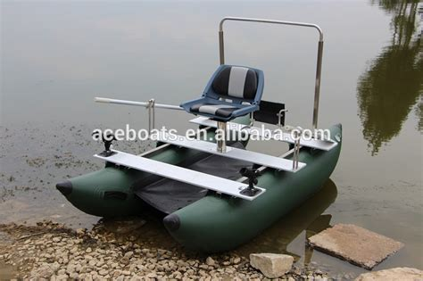1 person boat one person inflatable pontoon fishing boats buy one