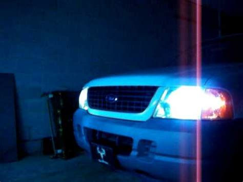Jual Lu Hid Ford 2002 ford explorer hid install warmup 10000k blue