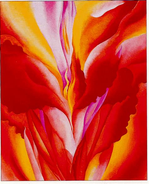 georgia okeefe part  floral paintings  sexuality
