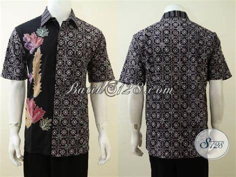 Jual Baju Seragam Kerja Eceran jual eceran harga grosir pakaian batik cowok motif keren