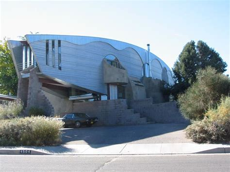 House Albuquerque by Strangest Buildings 78 Strangest Buildings Of The World