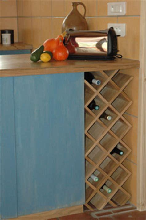 casier a bouteille 527 l ame agencement sur mesure meubles de cuisine bois massif