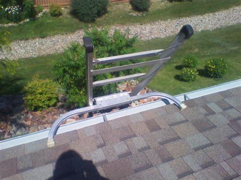 ladder roof standoff ladder roof stabilizer roof zone 48586 aluminum corner
