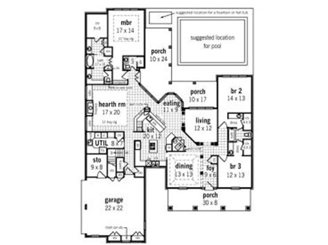 craftsman home plans one story craftsman house plan with bonus room design 021h 0235 at